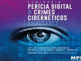 Vídeo: Seminário Perícia Digital e Crimes Cibernéticos (Seap/MPF)