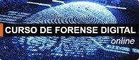 Curso de Fundamentos de Forense Digital - Online