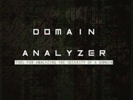 Domain Analyzer – Ferramenta de segurança para domínios