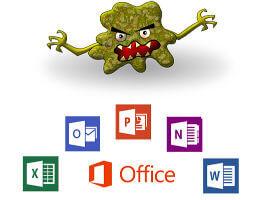 Vulnerabilidades no Office permite espalhar o malware Zyklon