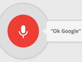 Lista de comandos úteis para o Google Now