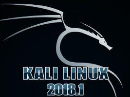 Kali Linux 2018.1 é lançado com correções e novos recursos