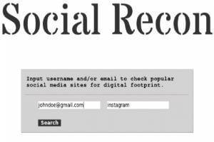social_recon_osint