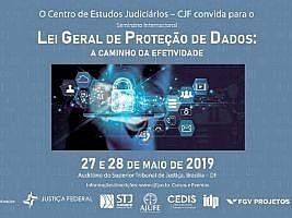 [Vídeo] Seminário Internacional sobre LGPD (Lei Geral de Proteção de Dados)