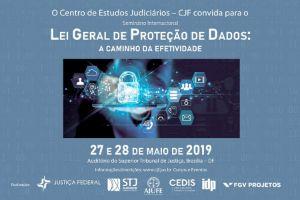 Seminário Internacional - LGPD - Online - STJ