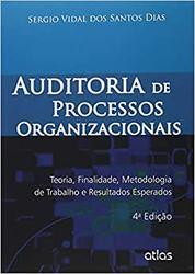 Livro Auditoria de Processos Organizacionais