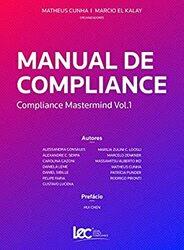 Livro Manual de Compliance: Compliance Mastermind Vol. 1