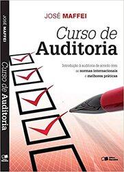 Livro Curso de Auditoria: Introdução à Auditoria de Acordo com as Normas Internacionais e Melhores Práticas