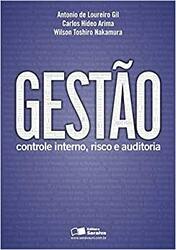 Livro Gestão: Controle Interno, Risco e Auditoria