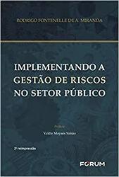 Livro Implementando a Gestão de Riscos no Setor Público
