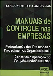 Livro Manuais de Controle nas Empresas