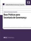 Caderno 13 - Boas práticas para secretaria de governança