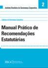 Caderno 2 - Manual Prático de Recomendações Estatutárias