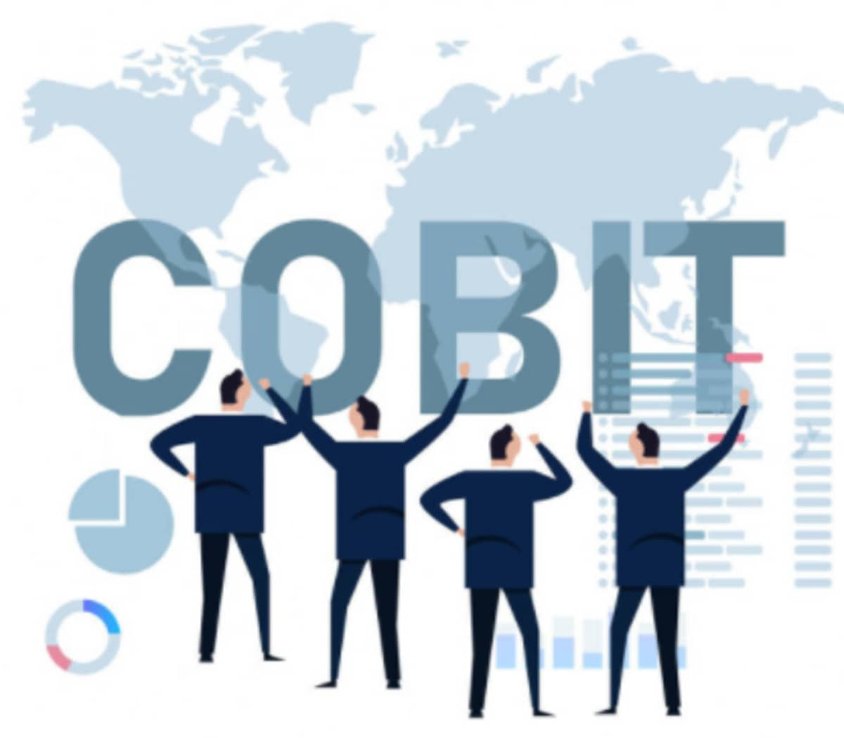 COBIT 5: Princípios, exemplos de uso, domínios, processos de TI e níveis de capacidade